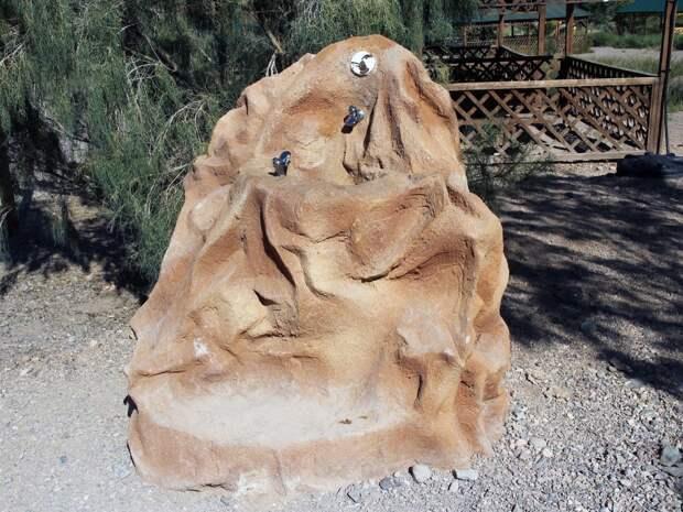 Новые объекты появились в Чарынском каньоне. Фото