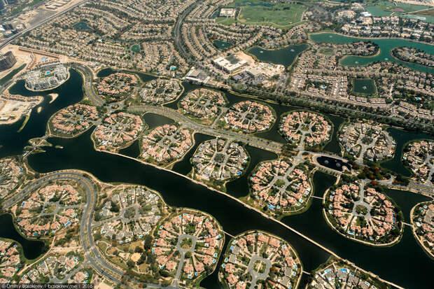 Самый прогрессивный город мира с гидроплана