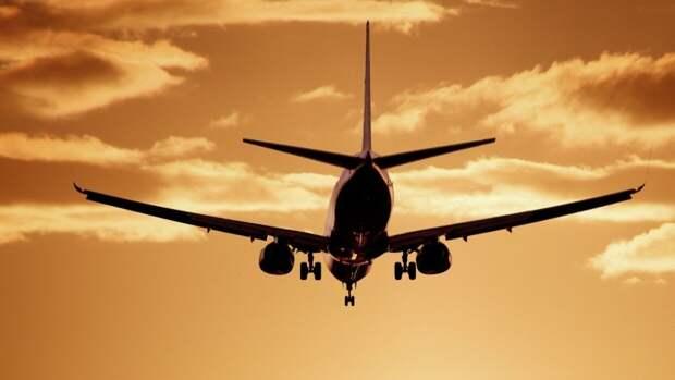 Пассажирский авиалайнер экстренно приземлился в аэропорту Новосибирска