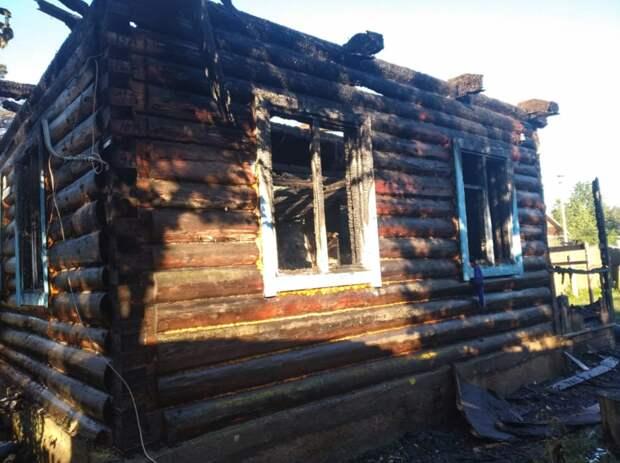 За ночь в Тверской области 4 человека погибли при пожаре