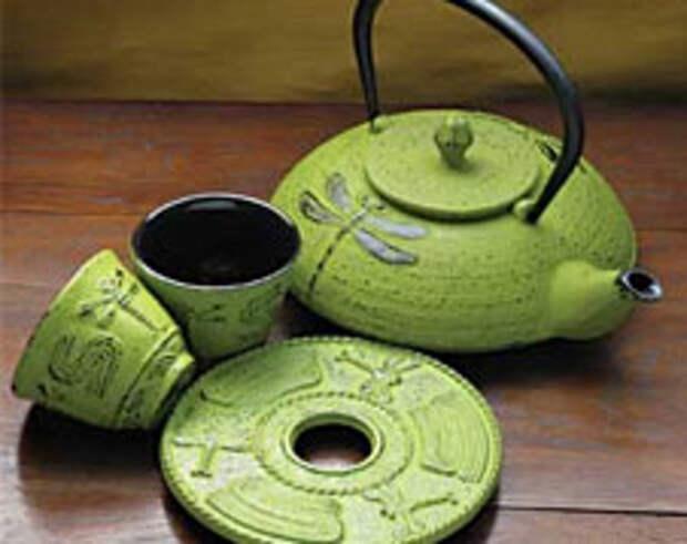 Еще немного о зеленом чае