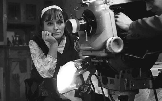 Украинские красавицы советского кино.