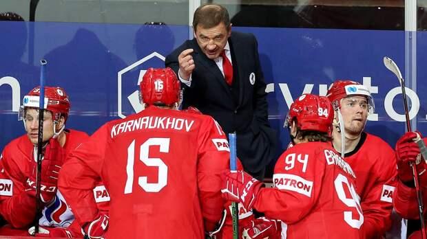 Швейцария — Россия: букмекеры назвали фаворита в матче чемпионата мира по хоккею