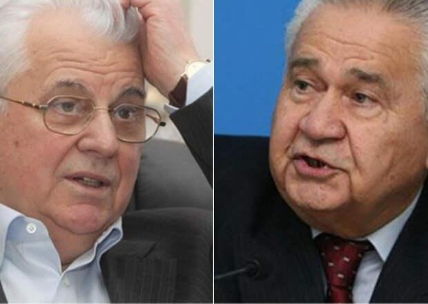 Украина-2020: в бой идут старики-отвлекалочки…
