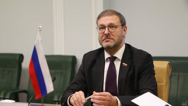 Косачев рассказал об ожиданиях от переговоров Путина и Байдена