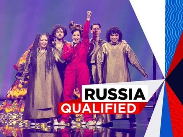 Манижа вышла в финал «Евровидения»