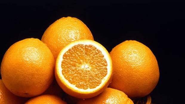Sina: апельсины могут заменить пять видов лекарств