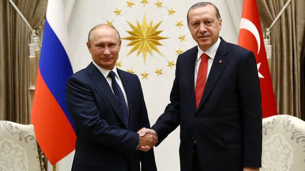 В Европе шокированы союзом Путина и Эрдогана и думают, как их поссорить