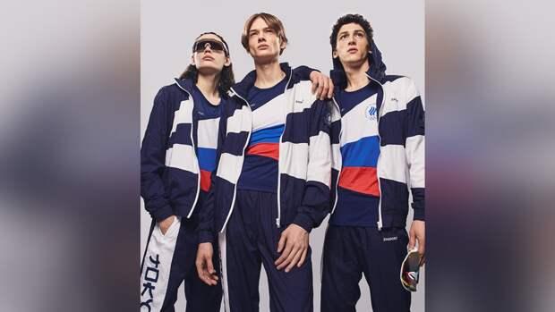 Презентация новой формы сборной России обернулась бурным спором в немецких СМИ