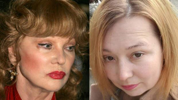 Скандальная внучка Людмилы Гурченко заявила о пропавших украшениях актрисы
