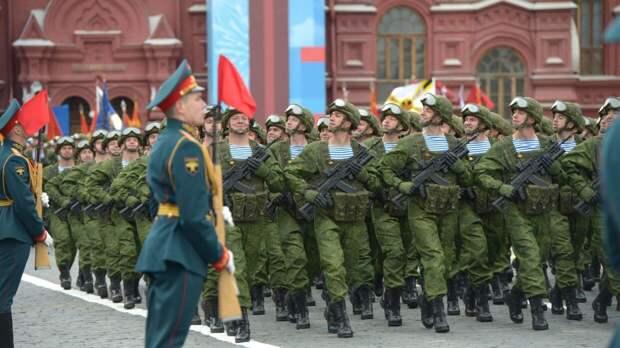 Немцы жестко ответили критикам парада Победы на Красной площади