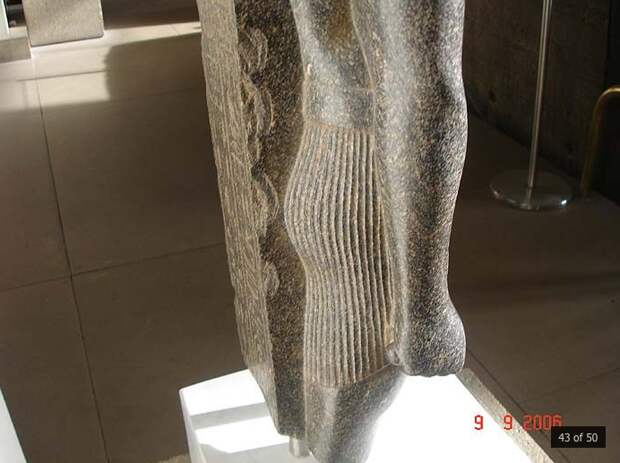 Удивительные древнеегипетские артефакты лондонских музеев