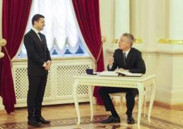 Желание Украины вступить в НАТО: до тараканов доходит быстрее