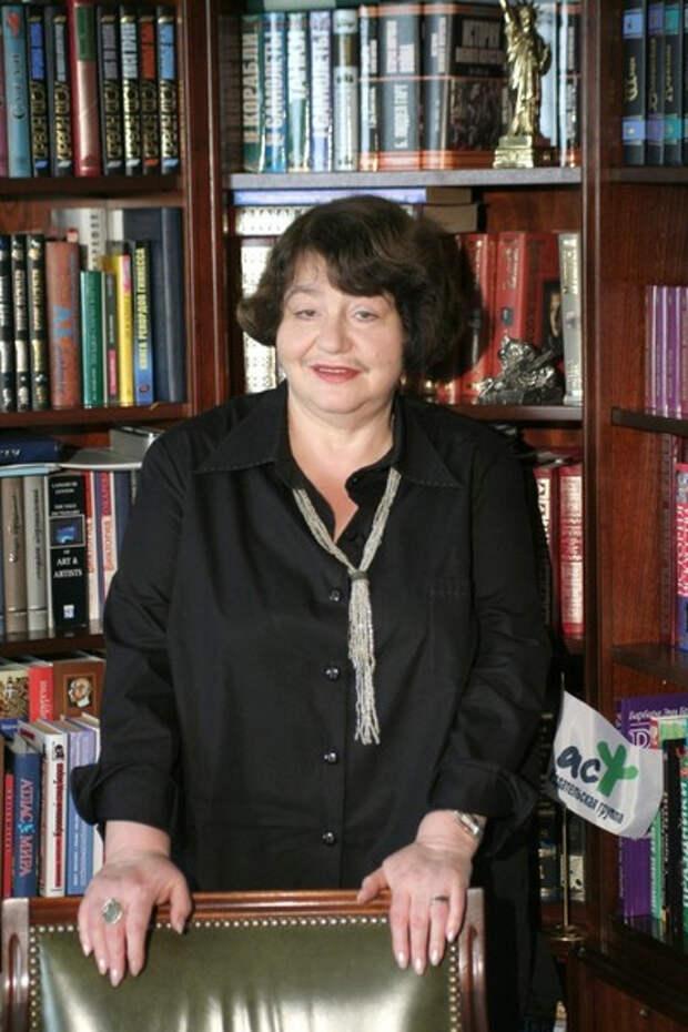 Скончалась автор популярных детективов Екатерина Вильмонт