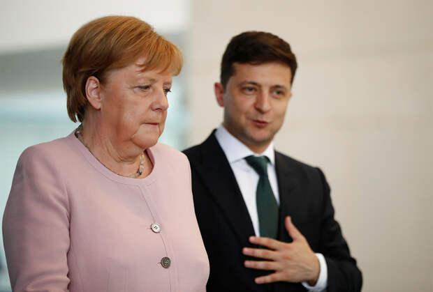 Джангиров: У Меркель накопились большие претензии к Зеленскому