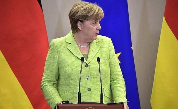 Меркель обсудила с Байденом «Северный поток – 2»