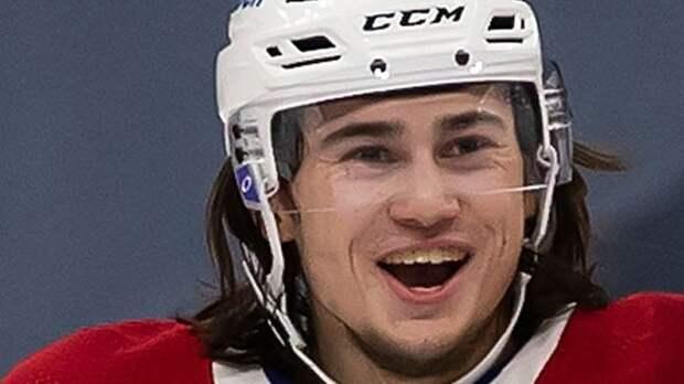 Романов — о первом голе в НХЛ: «Сначала и не понял, что забил»