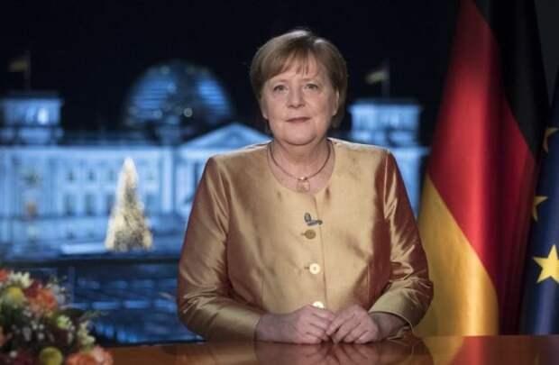 Меркель в стиле Ельцина объявила о своём уходе