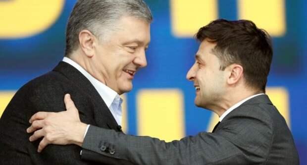 Ещё одна звонкая оплеуха украинцам: Ни Порошенко, ни его холуи не сядут