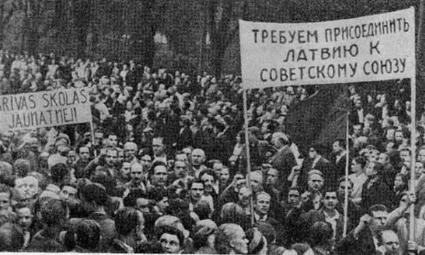 Латвийские исследователи: время СССР было лучшим