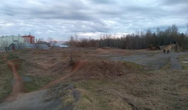 Жители Ленинского района просят власти Ижевска привести в порядок велодром