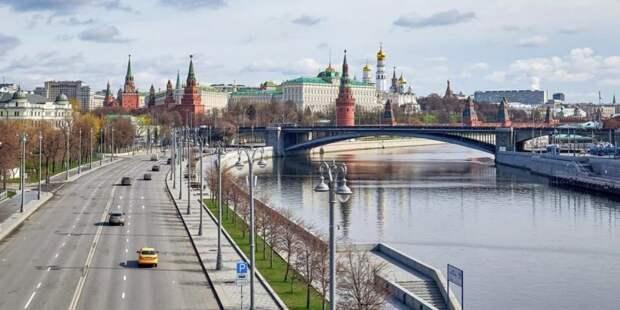Собянин утвердил решение об эмиссии зелёных облигаций Фото: М. Денисов mos.ru