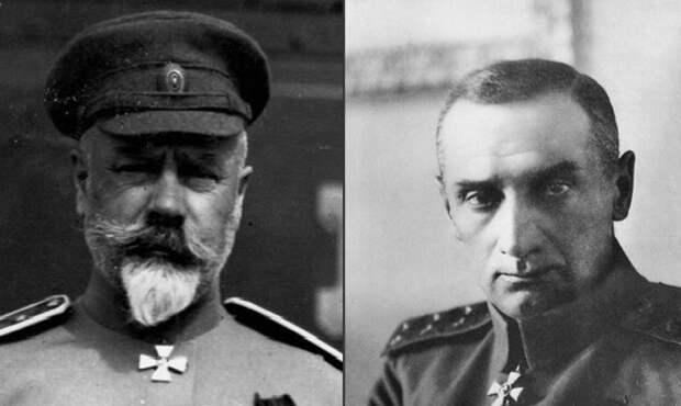 Генерал против адмирала: почему Деникин не договорился с Колчаком