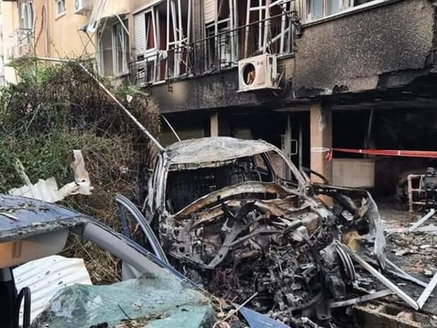 Израиль нанес массированный удар по домам командиров ХАМАС