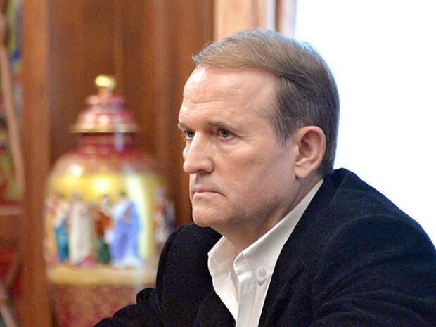 Генпрокурор Украины раскрыла детали по делу против Медведчука