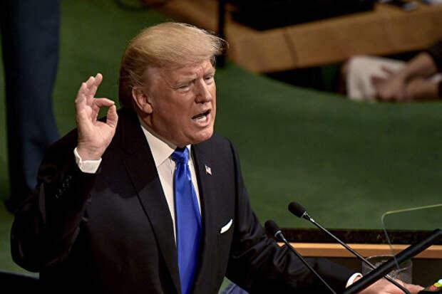 ООН без США: шантаж, фантастика или ближайшее будущее?