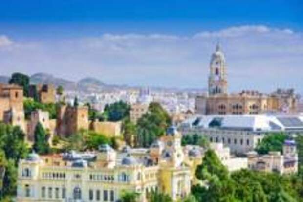 Малага – уникальное место в Европе