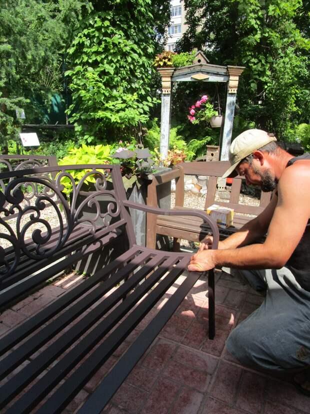 Тверской ботанический сад приглашает пройти по «Тропе легенд»