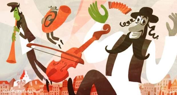 Еврейский оркестр