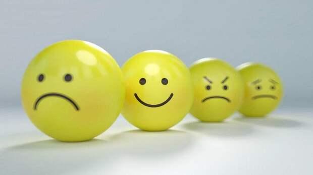 Эмоции, психология. Фото: pixabay.com