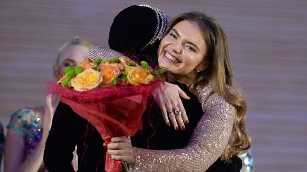 Губерниев рассказал о давнем знакомстве с Кабаевой