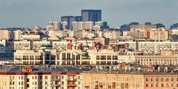 В Москве арендаторы городской недвижимости смогут получить отсрочку обеспечительных платежей. Фото: М. Денисов mos.ru