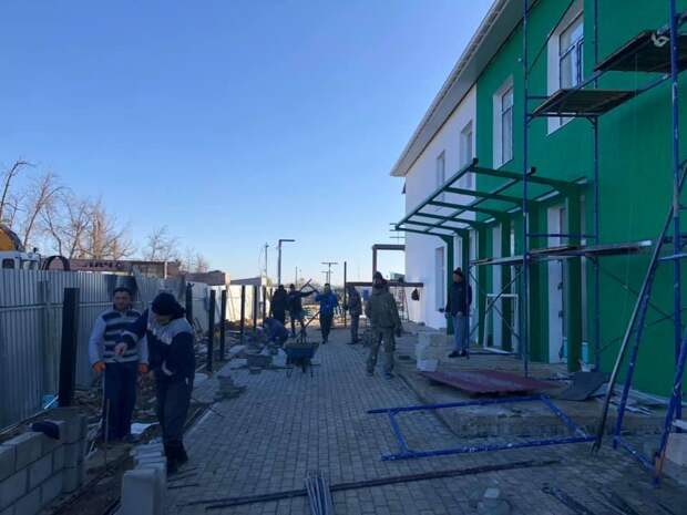 Стало известно, сколько объектов построили и отремонтировали в этом году в Крыму