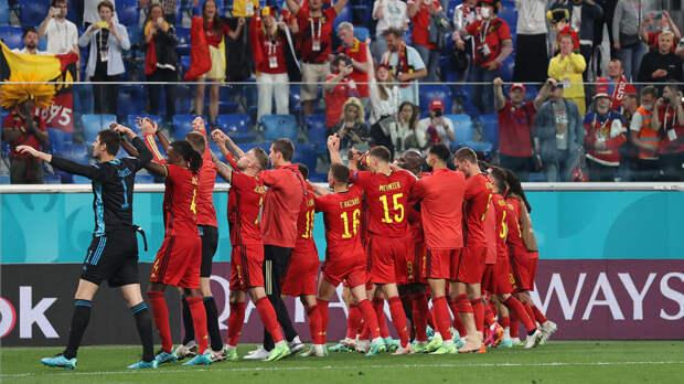 Футболист сборной России Мухин высказался об уровне Бельгии после поражения