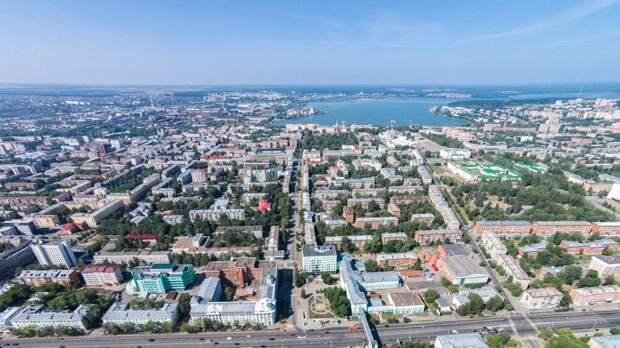 В Ижевске ожидается до +32 °С