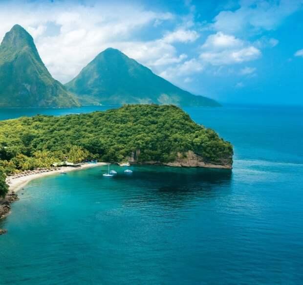 Что может быть лучше отдыха на райском острове? /Фото: sandals.com
