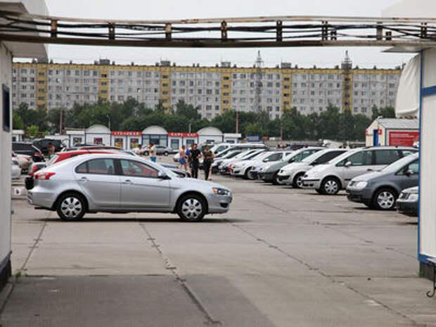 Российский рынок легковых автомобилей с пробегом уверенно растет