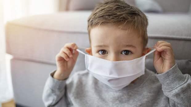 Раскрыто воздействие нового штамма коронавируса на детей