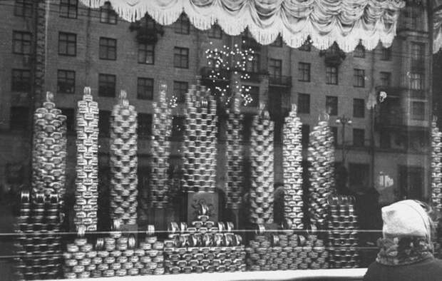 Тушенка в СССР