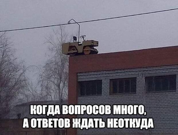 Подборка автоприколов (18 фото)