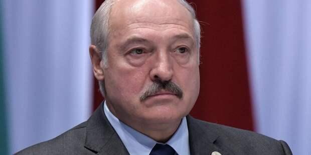 Лукашенко выразил соболезнования