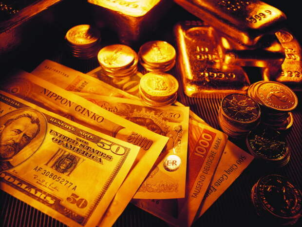 Золото действительно очень редкий материал.