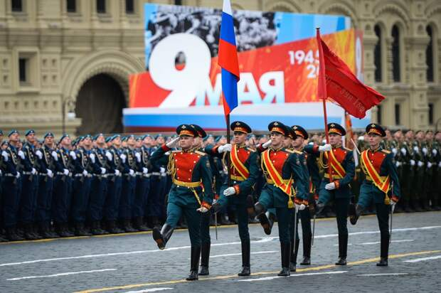 Почему нам нужен Парад на День Победы. Юлия Витязева