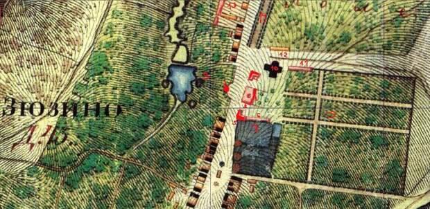 Зюзинский колорит или остатки былой роскоши на юге Москвы