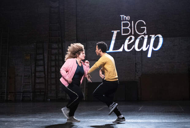 Did Fox's The Big Leap Nail Its Steps? Grade the Dance Dramedy's Premiere!