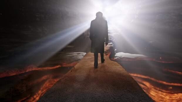 Ученые выяснили, что сознание человека после смерти попадает в другую Вселенную